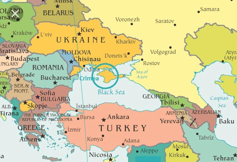 Topografie Landen En Hoofdsteden Van Oost Europa Www Topomania Net
